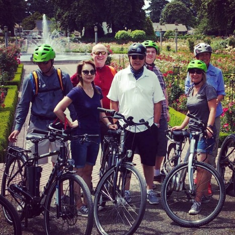 """A great experience all around! Sarah gave a great tour and the bikes were such fun!"" - Seju"
